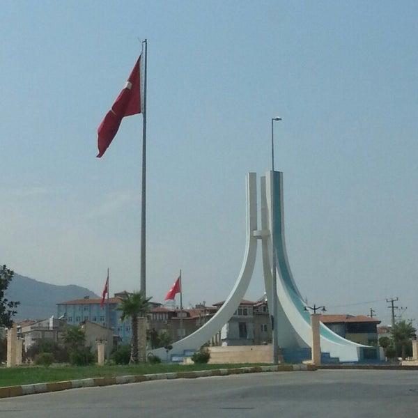 8/17/2013 tarihinde Huriye O.ziyaretçi tarafından Albayrak Meydanı'de çekilen fotoğraf