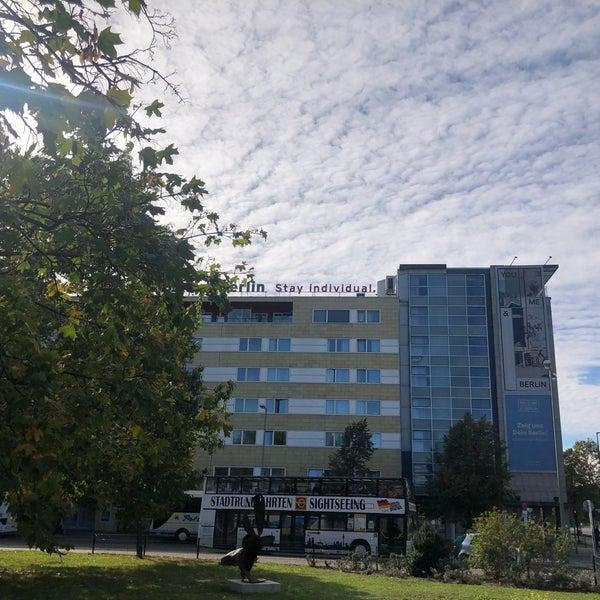 10/6/2019 tarihinde Echo W.ziyaretçi tarafından Hotel Berlin'de çekilen fotoğraf