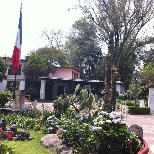 """รูปภาพถ่ายที่ Museo Nacional de la Acuarela """"Alfredo Guati Rojo"""" โดย Mala C. เมื่อ 5/15/2013"""