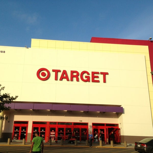 Target - Mission Valley East - San Diego, CA