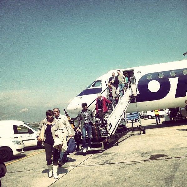 6/29/2013에 John A.님이 바르샤바 쇼팽 공항 (WAW)에서 찍은 사진