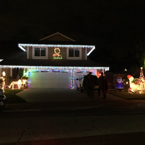 Brea Christmas Lights.Photos At Brea Christmas Lights Now Closed Brea Ca