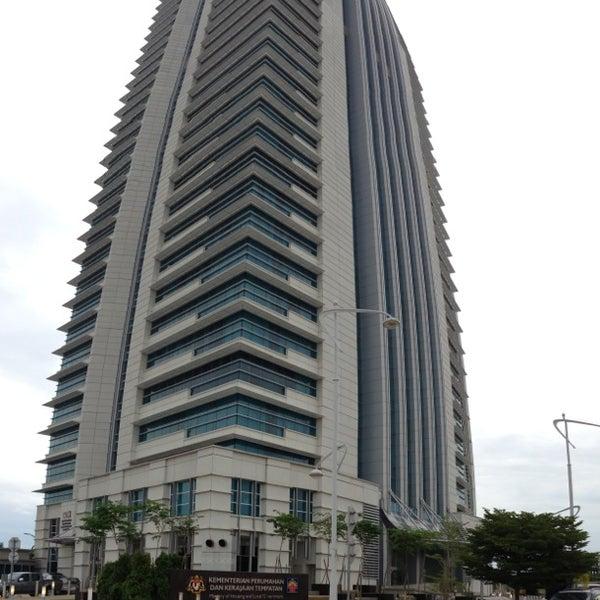 Photos A Kementerian Perumahan Dan Kerajaan Tempatan Kpkt No 51 Persiaran Perdana