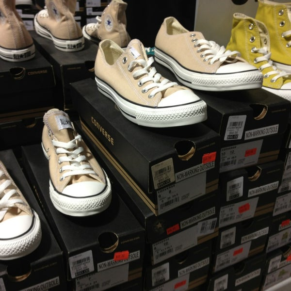 Converse Factory Outlet - Jindalee, QLD