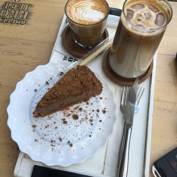 8/9/2018 tarihinde Necmi İ.ziyaretçi tarafından Coffee Project'de çekilen fotoğraf