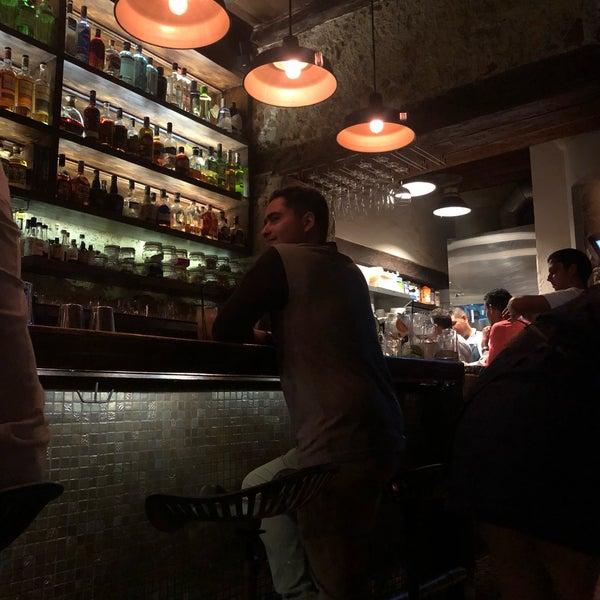 Photo taken at EL BARÓN - Café & Liquor Bar by Monty . on 4/2/2018