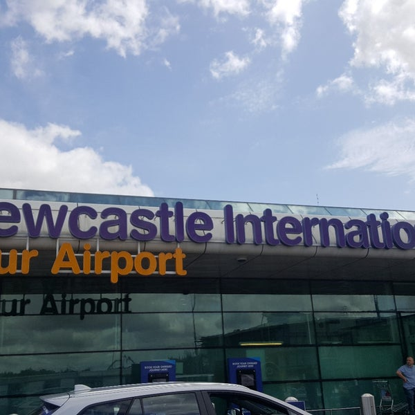 8/5/2019にAyşen Ö.がNewcastle International Airportで撮った写真