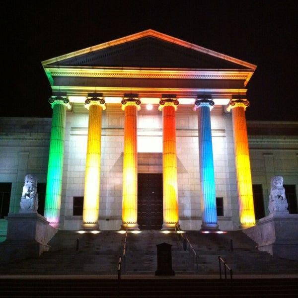 Foto tirada no(a) Minneapolis Institute of Art por John S. em 12/21/2012