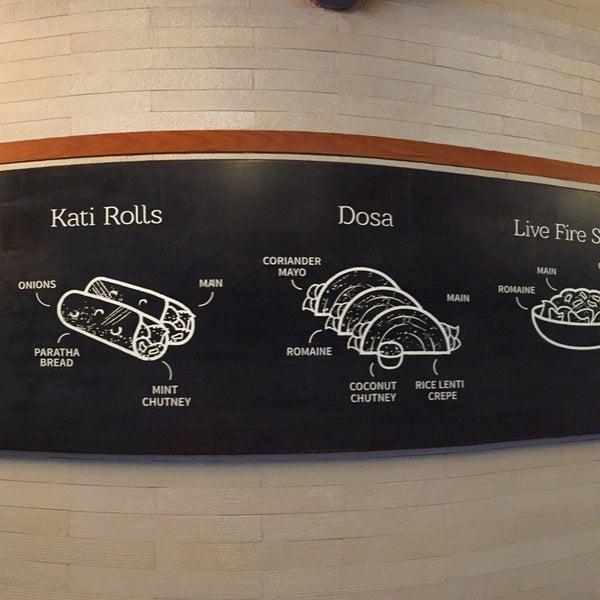 รูปภาพถ่ายที่ Deep Indian Kitchen โดย Nate F. เมื่อ 5/2/2018