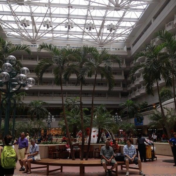 Foto tirada no(a) Aeroporto Internacional de Orlando (MCO) por AirMan em 7/5/2013