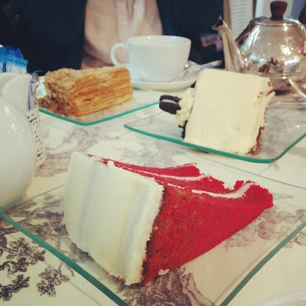 Foto scattata a Margó salón de té da Ivan C. il 3/1/2014
