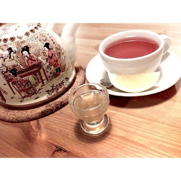 12/20/2013 tarihinde Beril K.ziyaretçi tarafından Semolina Kafe & Restoran'de çekilen fotoğraf