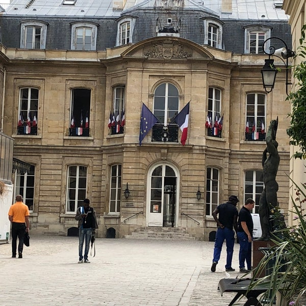 Fáza datovania Mairie du 16eme