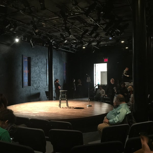 Снимок сделан в The Lynn Redgrave Theater at Culture Project пользователем Patrick W. 3/27/2016