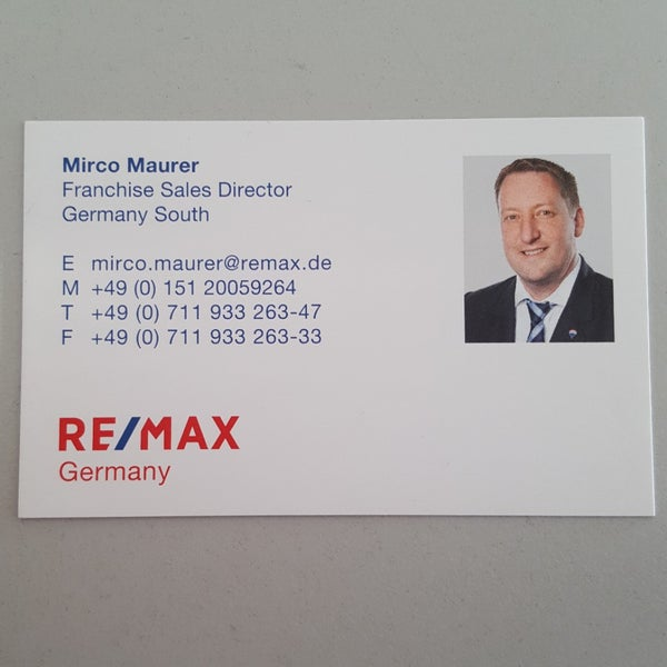 Photos at RE/MAX Germany - Office in Echterdingen