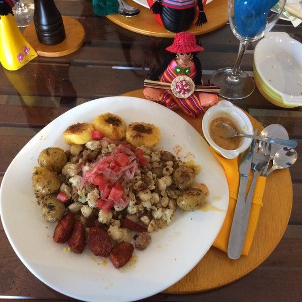 La Mapahuira Restaurant In Quito