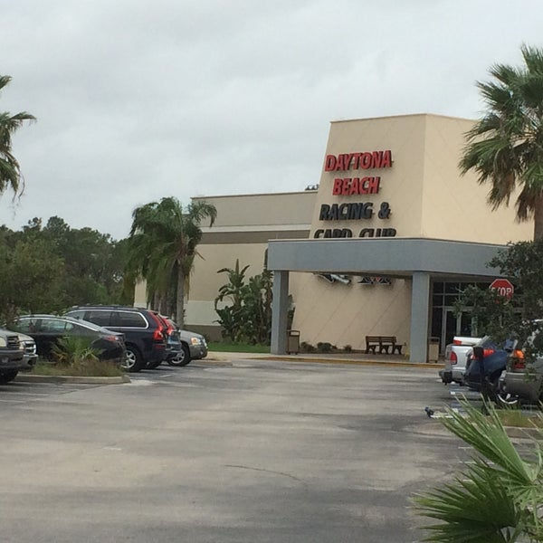 Daytona beach poker room and kennel club