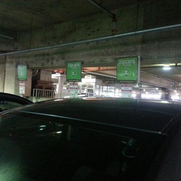 Photos at Zipcar Union Station Parking Garage - NoMa - 0 tips