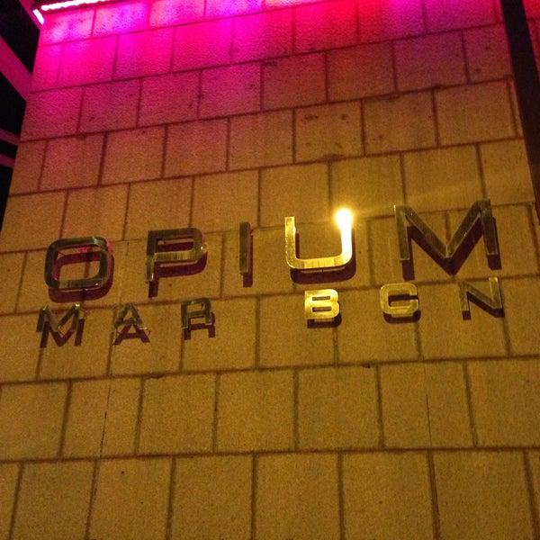 5/27/2013에 Enes I.님이 Opium에서 찍은 사진
