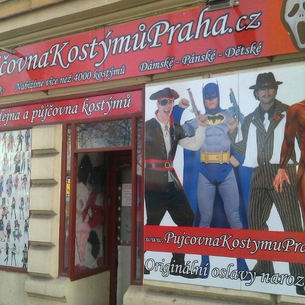01b42989da4 Půjčovna kostýmů Praha - Costume Shop in Holešovice