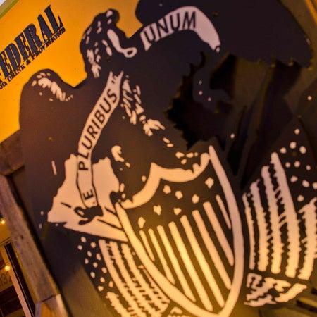 Foto tirada no(a) The Federal Food Drink & Provisions por The Federal Food Drink & Provisions em 7/31/2013