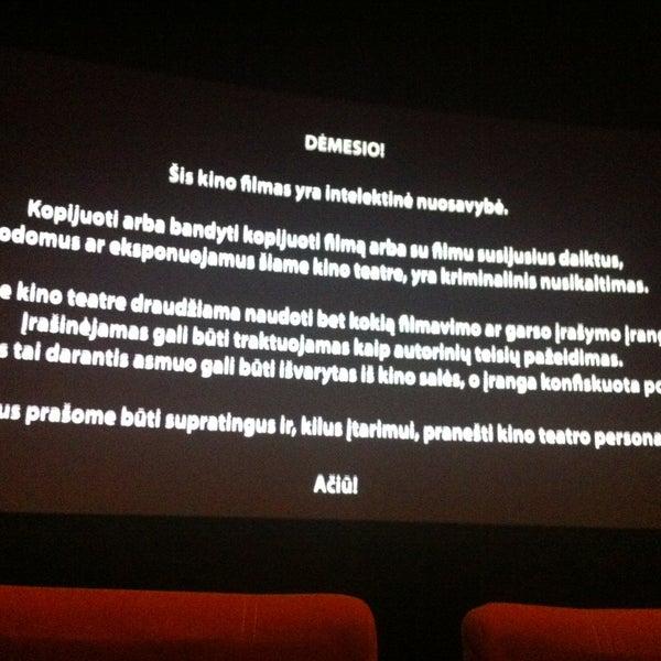 Foto scattata a Forum Cinemas Akropolis da Kristina P. il 4/25/2013