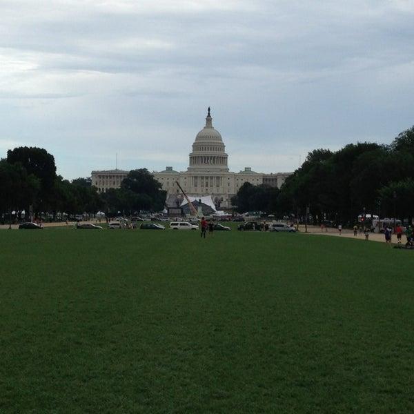 Foto scattata a National Mall da Paula V. il 7/3/2013