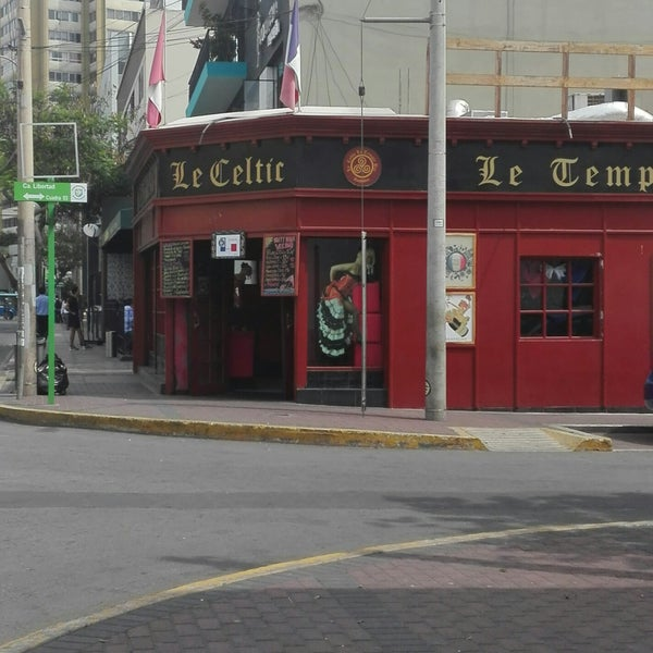 Le Celtic - Le Temple Bar - Bar