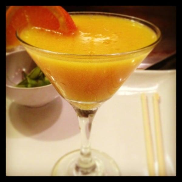 2/23/2013 tarihinde Iris R.ziyaretçi tarafından Desaki Japanese Restaurant'de çekilen fotoğraf