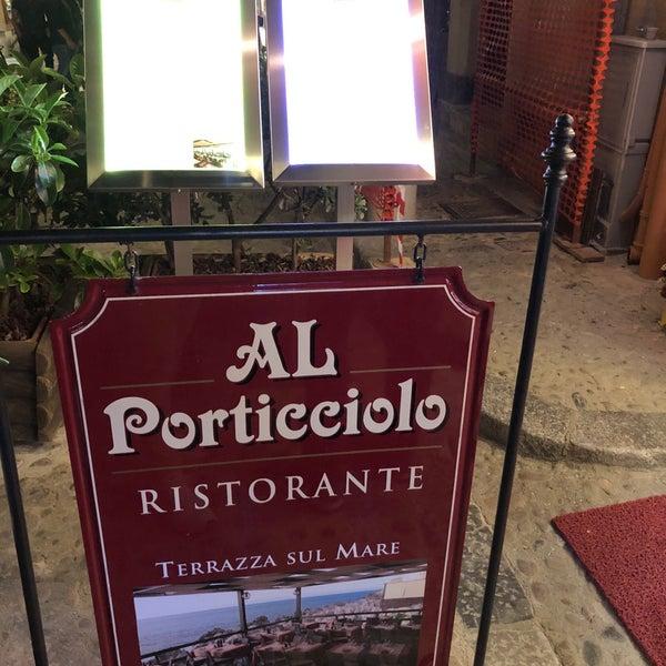 Foto tomada en Al Porticciolo por Michela F. el 4/29/2018