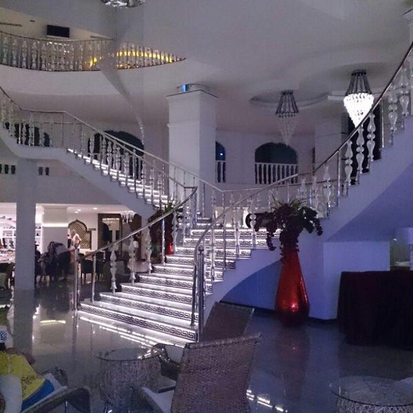 6/6/2013 tarihinde ünver G.ziyaretçi tarafından Q Premium Resort Hotel Alanya'de çekilen fotoğraf