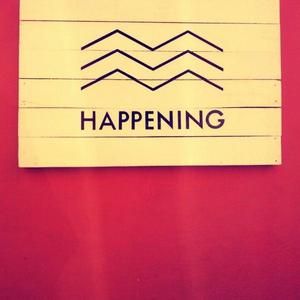 Das Foto wurde bei Happening Concept Store von Laura A. am 2/21/2013 aufgenommen