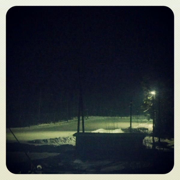 Снимок сделан в ГЛК Гора Пильная пользователем Oleg B. 2/21/2013