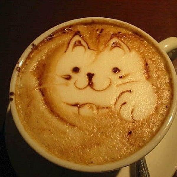 Приглашение на кофе картинки с животными, мама дети поздравление