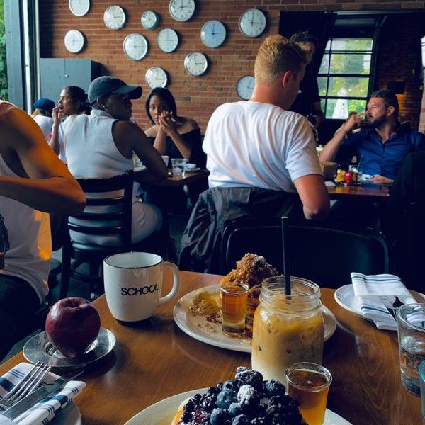 8/17/2019 tarihinde 🦅ziyaretçi tarafından SCHOOL Restaurant'de çekilen fotoğraf