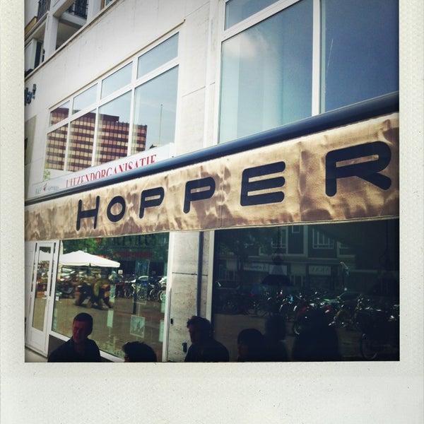 hopper coffee & bakery - stadsdriehoek - 136 tips from 2030 visitors