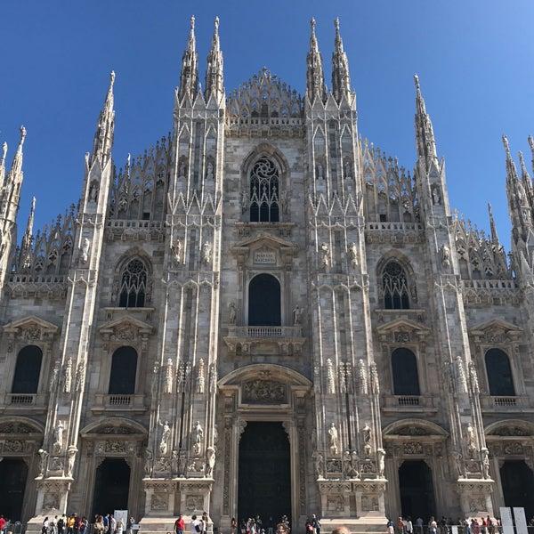 Photo prise au Dôme de Milan par Donnie® V. le9/12/2017