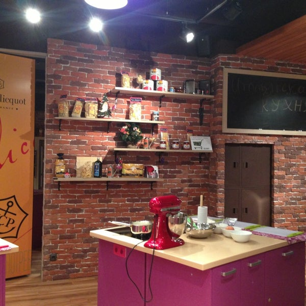 รูปภาพถ่ายที่ Culinaryon โดย Olga B. เมื่อ 2/21/2013