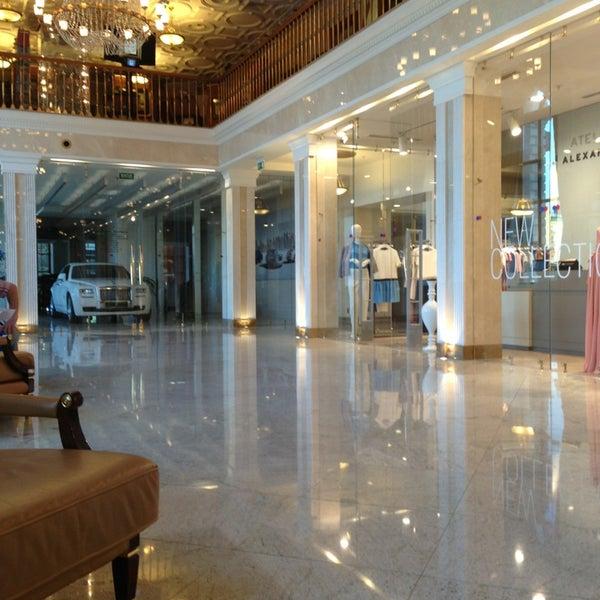 Foto scattata a Radisson Royal Hotel da Bulat V. il 6/3/2013