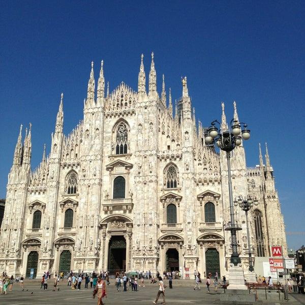 Photo prise au Dôme de Milan par Svetlana R. le7/2/2013