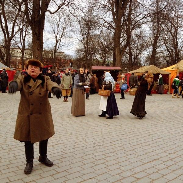 Foto scattata a Vanhan Suurtorin Joulumarkkinat da Suvi K. il 11/30/2013