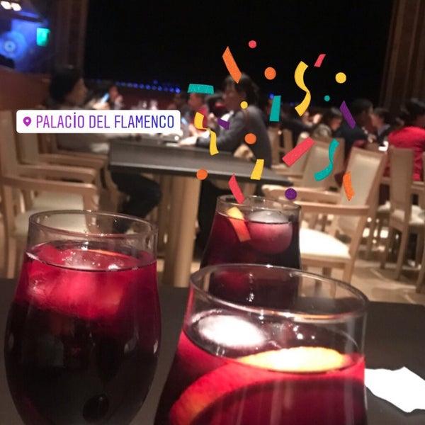 Das Foto wurde bei Palacio del Flamenco von Gülbin E. am 4/25/2019 aufgenommen