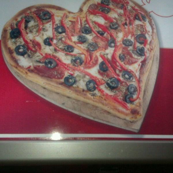 Pizza tomatonun pizzalari harika