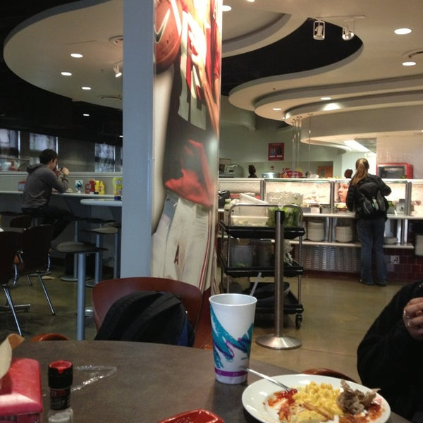 Bryant Dining Hall 8 Tips