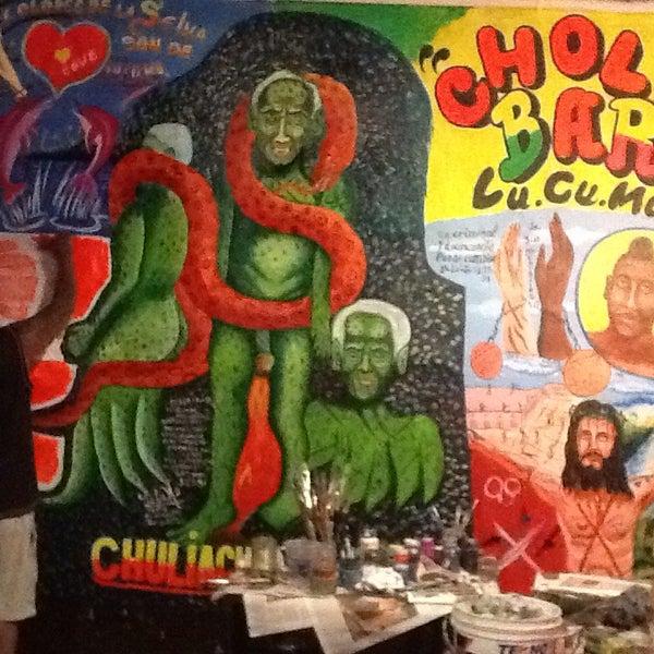 9/26/2013 tarihinde Rafael S.ziyaretçi tarafından Cholo Art and Fun'de çekilen fotoğraf