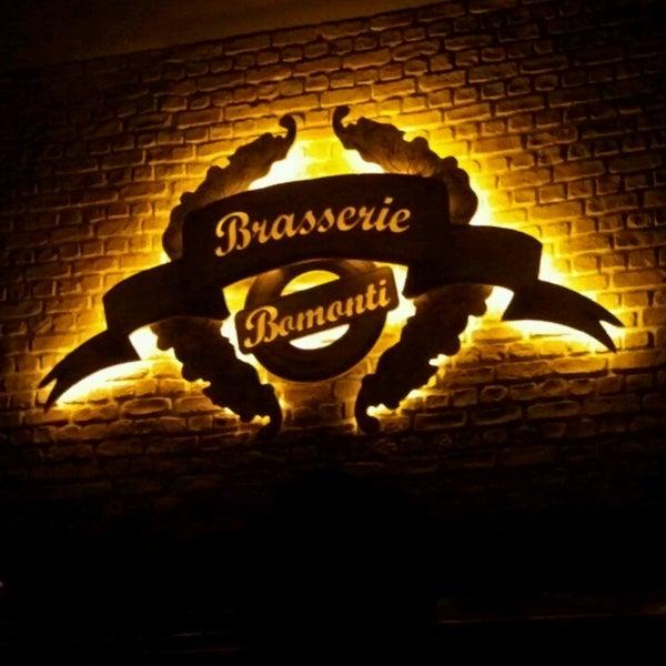 Photo prise au Brasserie Bomonti par Bahar A. le2/16/2013