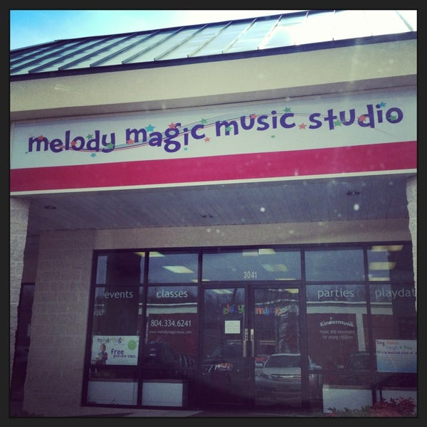 melody magic music studio