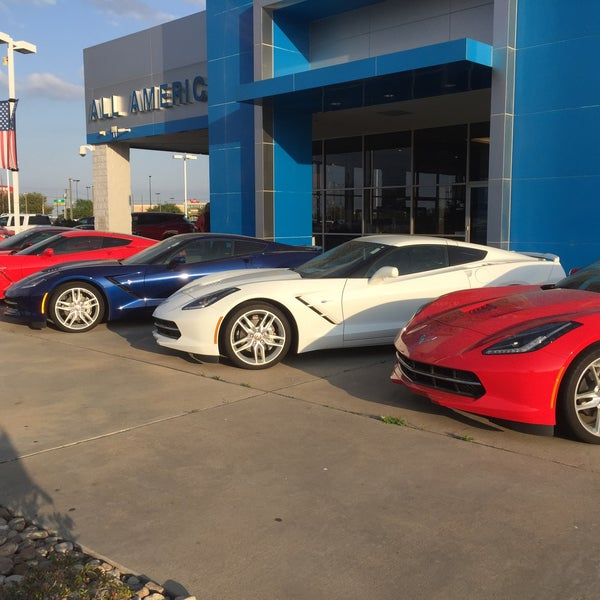 Chevy Dealership Killeen >> All American Chevrolet Of Killeen Killeen Tx
