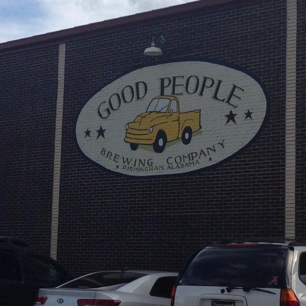 Foto diambil di Good People Brewing Company oleh Clay H. pada 8/21/2013