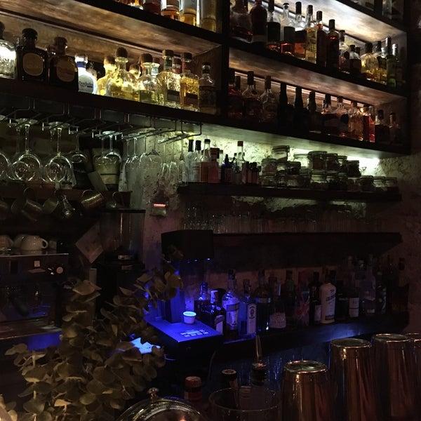 Photo taken at EL BARÓN - Café & Liquor Bar by Sophie E. on 4/2/2019